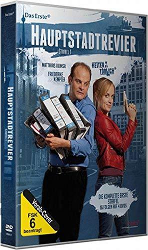 Heiter bis tödlich: Hauptstadtrevier Staffel 1 (4 DVDs)