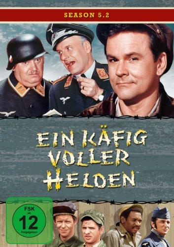 Ein Käfig voller Helden Season 5.2 (2 DVDs)
