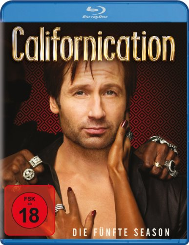 Californication Season 5 [Blu-ray]