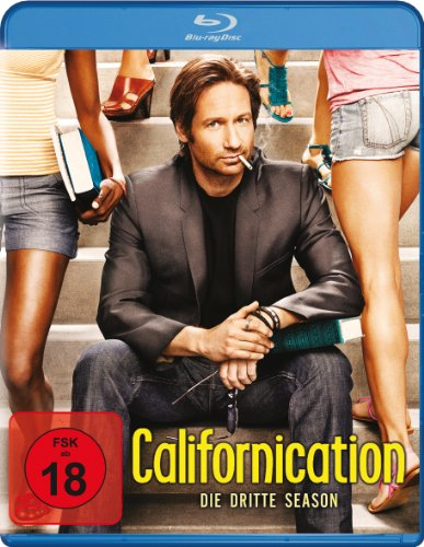 Californication Season 3 [Blu-ray]