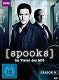 Spooks - Im Visier des MI5: Staffel 9 (3 DVDs)