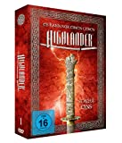 Highlander - Staffel 1 (Limited Edition) (8 DVDs)