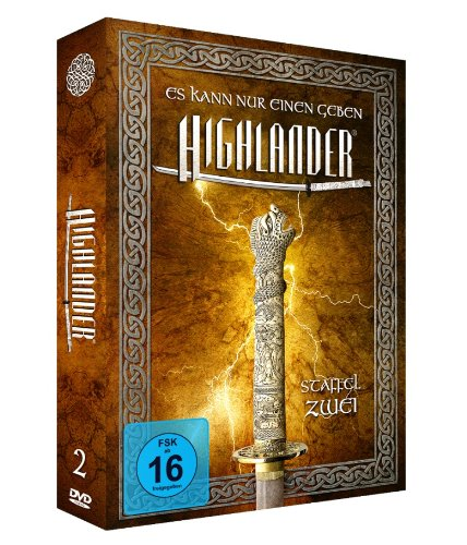 Highlander Staffel 2 (Limited Edition) (8 DVDs)