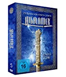 Highlander - Staffel 5 (Limited Edition) (7 DVDs)