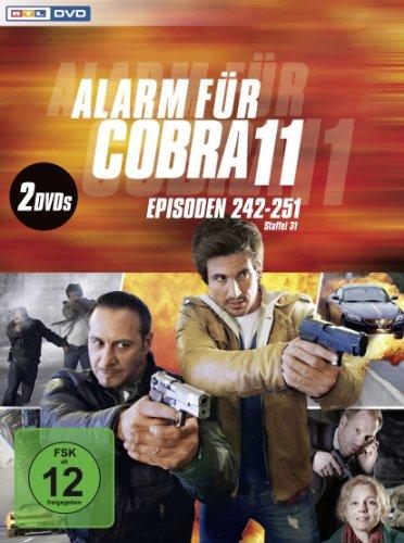 Alarm für Cobra 11 Staffel 31 (2 DVDs)