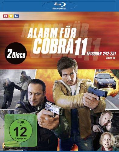 Alarm für Cobra 11 Staffel 31 [Blu-ray]