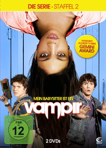 Mein Babysitter ist ein Vampir: Die Serie - Staffel 2 (2 DVDs)