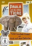 Paula und die wilden Tiere, Vol. 3: Komm kuscheln Koala! / Hoch auf dem Elefanten
