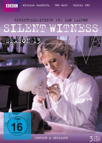 Silent Witness (Gerichtsmediziner Dr. Leo Dalton) Staffel 13 (3 DVDs)