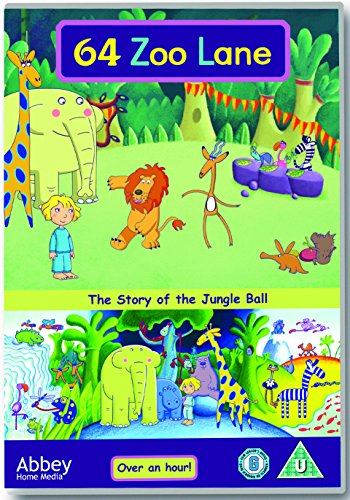 64 Zoo Lane - The Story Of The Jungle Ball