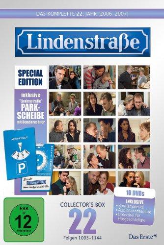 Lindenstraße Das komplette 22. Jahr (Special Edition) (10 DVDs)