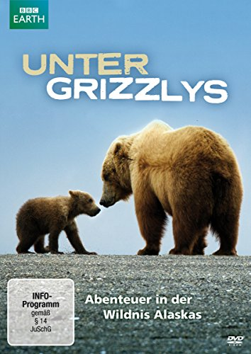 Unter Grizzlys Blu-ray