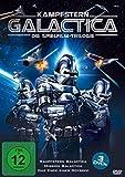 Kampfstern Galactica - Die Spielfilm Trilogie (3 DVDs)