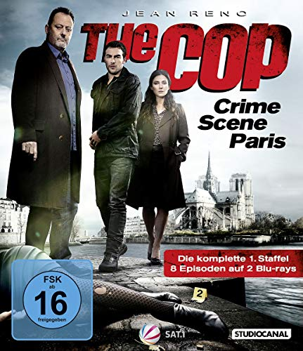 The Cop - Crime Scene Paris: Staffel 1 [Blu-ray]