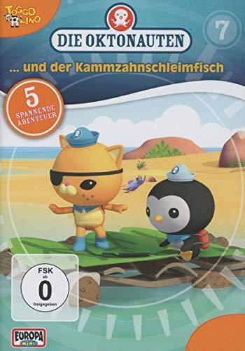 Die Oktonauten, Vol. 7: Die Oktonauten und der Kammzahnschleimfisch