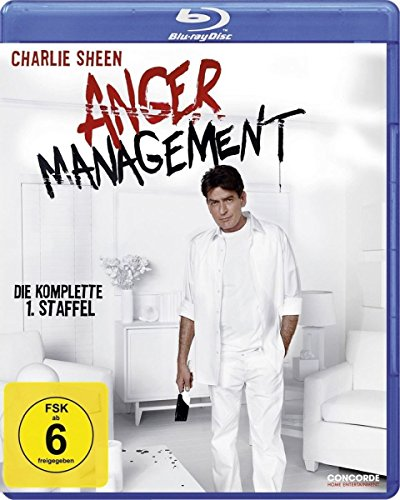 Anger Management Staffel 1 [Blu-ray]