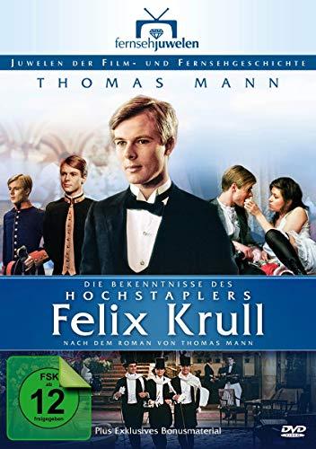 Bekenntnisse des Hochstaplers Felix Krull (Fernsehjuwelen) (3 DVDs)