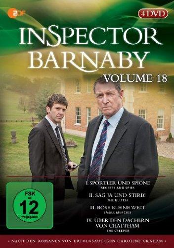 Inspector Barnaby, Vol.18 (4 DVDs)
