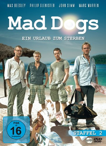 Mad Dogs Series 1 [Blu-ray]