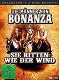 Die Männer von Bonanza - Sie ritten wie der Wind (Digital Remastered) (Collector's Edition+DVD) [Blu-ray]