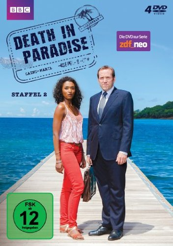 Death in Paradise Staffel 2 (4 DVDs)