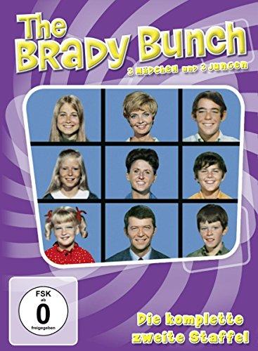 The Brady Bunch Drei Mädchen und drei Jungen - Staffel 2 (4 DVDs)