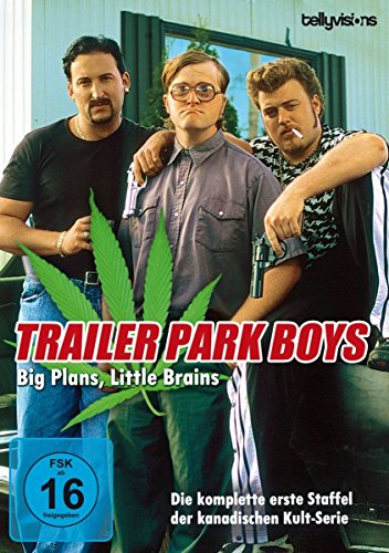 Trailer Park Boys Big Plans, Little Brains - Staffel 1