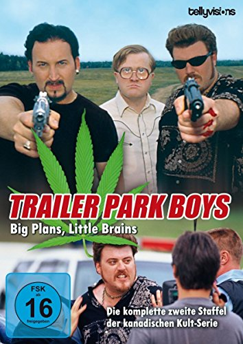 Trailer Park Boys Big Plans, Little Brains - Staffel 2