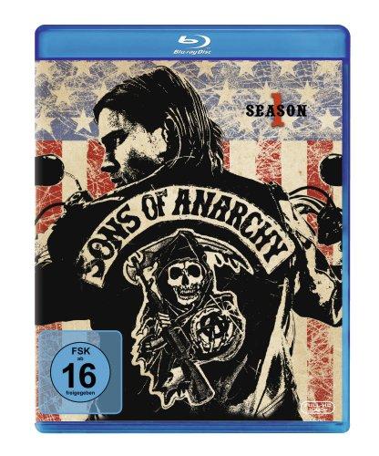 Sons of Anarchy Staffel 1 [Blu-ray]