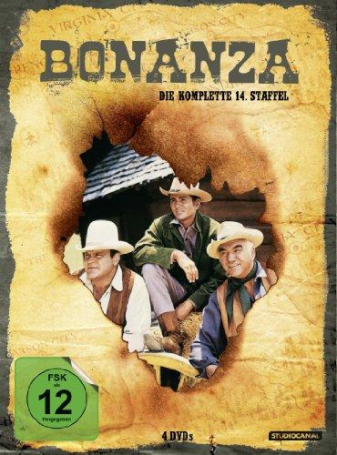 Bonanza Season 14 (4 DVDs)