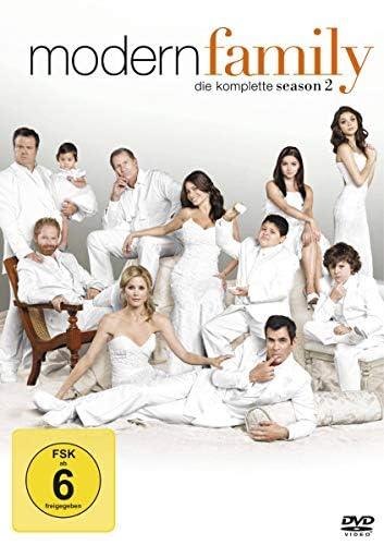 Modern Family Staffel 2 (4 DVDs)