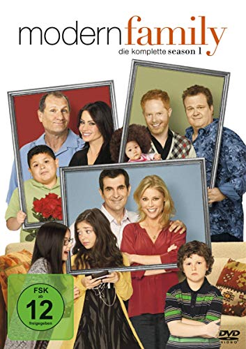 Modern Family - Staffel  1 (4 DVDs) Staffel 1 (4 DVDs)