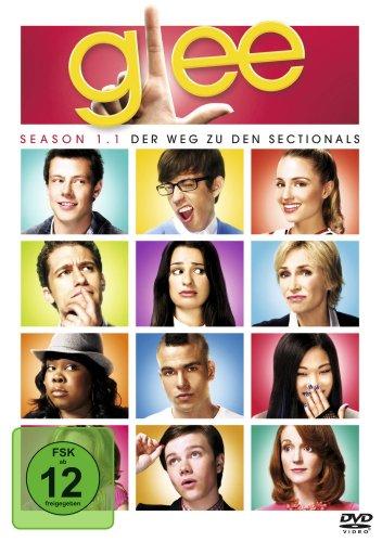 Glee - Staffel 1, Vol. 1 (4 DVDs)