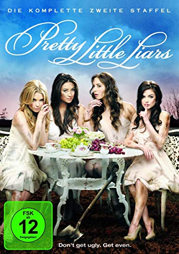 Pretty Little Liars Staffel 2 (6 DVDs)
