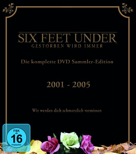 Six Feet Under Die komplette Serie (25 DVDs)