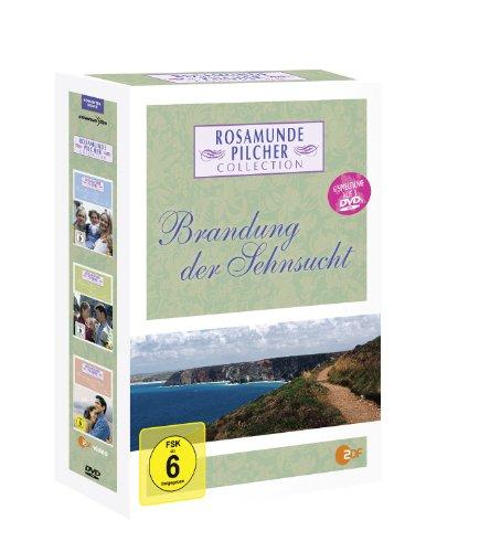 Rosamunde Pilcher Collection 15: Brandung der Sehnsucht (3 DVDs)