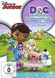 Doc McStuffins, Spielzeugärztin, Vol. 1: Freundschaft ist die beste Medizin