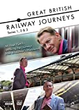Great British Railway Journeys - Series 1-3 (14 DVDs)