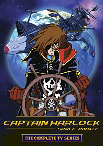 Captain Harlock - Complete TV Series [RC 1]