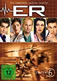 E.R. - Emergency Room Staffel  6 (6 DVDs)