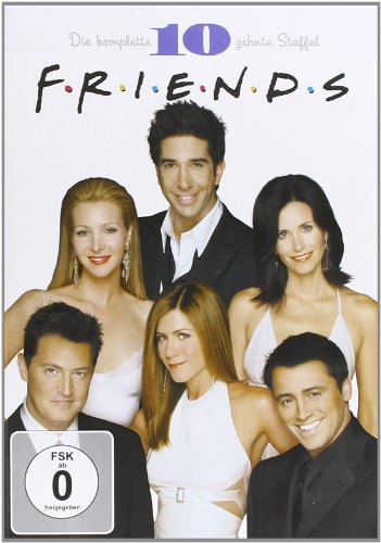 Friends Staffel 10 Box Set (5 DVDs)