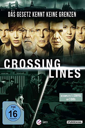 Crossing Lines Staffel 1 (3 DVDs)