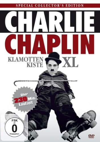 Charlie Chaplin - Klamottenkiste XL (Special Collector's Edition)