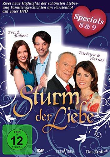Sturm der Liebe Specials 8 & 9: Die schönsten Momente von Eva & Robert/Barbara & Werner