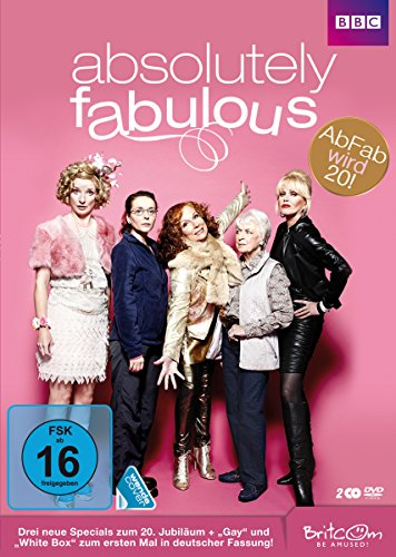 Absolutely Fabulous - AbFab