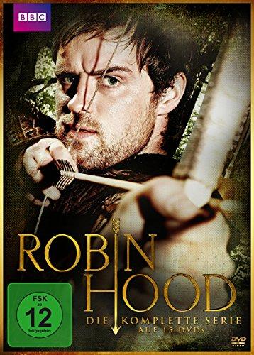Robin Hood Die komplette Serie (15 DVDs)