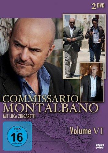 Commissario Montalbano, Vol. 6 (2 DVDs)