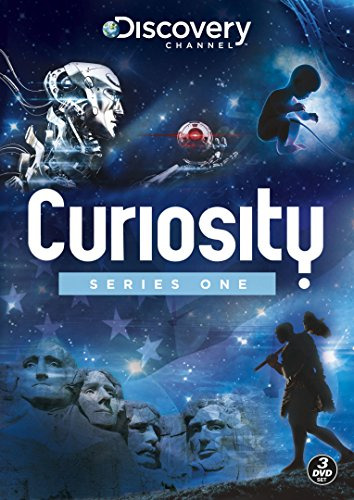 Curiosity Season 1 (3 DVDs)