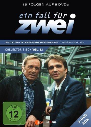 Ein Fall für Zwei Collector's Box 12 (5 DVDs)