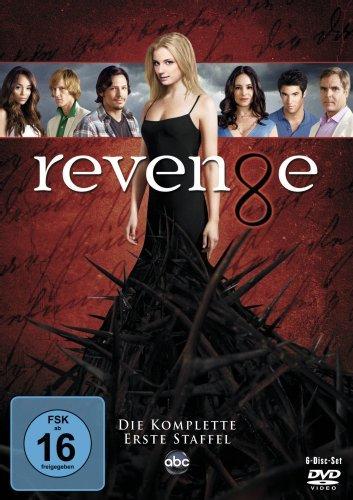Revenge Staffel 1 (6 DVDs)